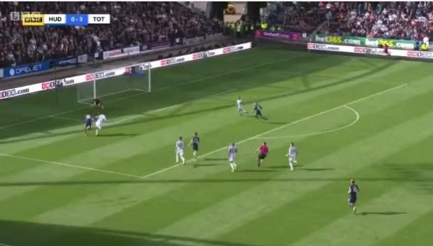 Dele dive vs Huddersfield 30/09/17