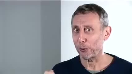 Watch this nice GIF by @kiruse on Gfycat. Discover more good, hazard, literature (media genre), michael rosen (author), nice, noice, people & blogs, really, really good GIFs on Gfycat
