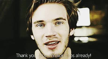 Watch and share Im Proud Of This GIFs and Felix Kjellberg GIFs on Gfycat