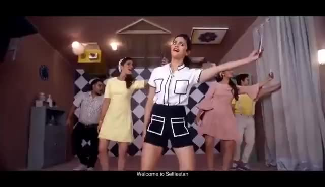 Welcome To Selfiestaan Featuring Alia Bhatt , Sanjana Sanghi New TVC