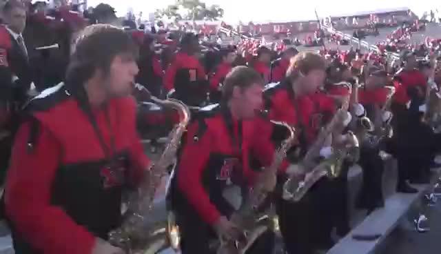 Band, Rutgers, Sax, Rutgers Sax GIFs