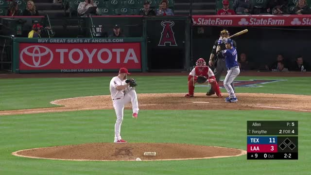 Watch and share Los Angeles Angels GIFs and Texas Rangers GIFs on Gfycat