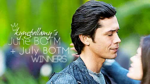 Watch  Since Im super late with this I decided to also pick my Jul GIF on Gfycat. Discover more I LOVE YOU WITH ALL MY HEART, THANK YOU SO MUCH BUBUS, aliciaflorrickxwine, bellamyblakesarmy, bellamyblakesrifle, bellarke-sailor, haleysjuneundjulybotm, personal for ts, realynn8, thank you so much for making my life so much better, wetbellamyblake, winners, you are amazin GIFs on Gfycat