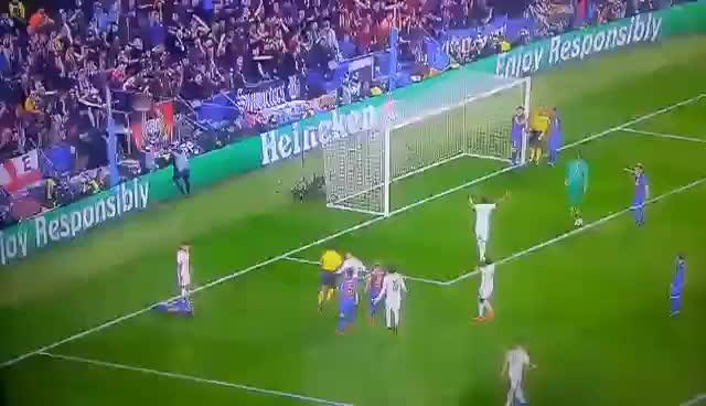 Watch and share Neymar Penalty (Dive) Barcelona Vs PSG 3/8/17 GIFs on Gfycat