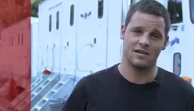 Watch and share Bone Marrow Donor GIFs and Justin Chambers GIFs on Gfycat