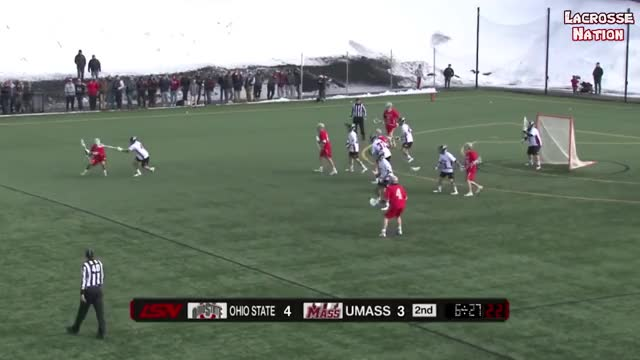 Watch and share Umass Lacrosse 2019 GIFs and Ohio State Lacrosse GIFs on Gfycat