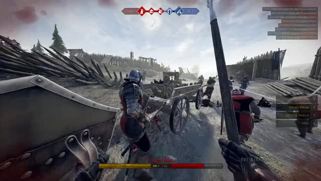 Watch and share Long Spear GIFs by 556mcpw on Gfycat
