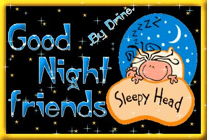 Watch Good Night Friends Sleepy HEar GIF on Gfycat. Discover more related GIFs on Gfycat