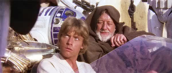 Watch Starwars move along GIF on Gfycat. Discover more alec guinness GIFs on Gfycat