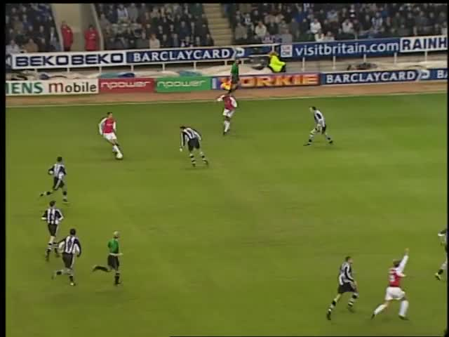 Watch and share Bergkamp GIFs and Overmars GIFs on Gfycat