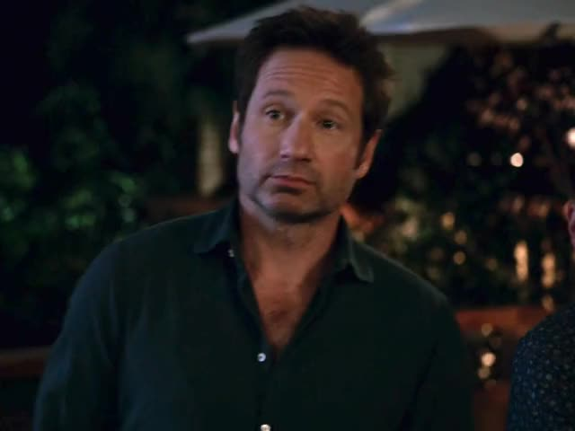 Watch and share David Duchovny GIFs and Don't Do That GIFs by MikeyMo on Gfycat