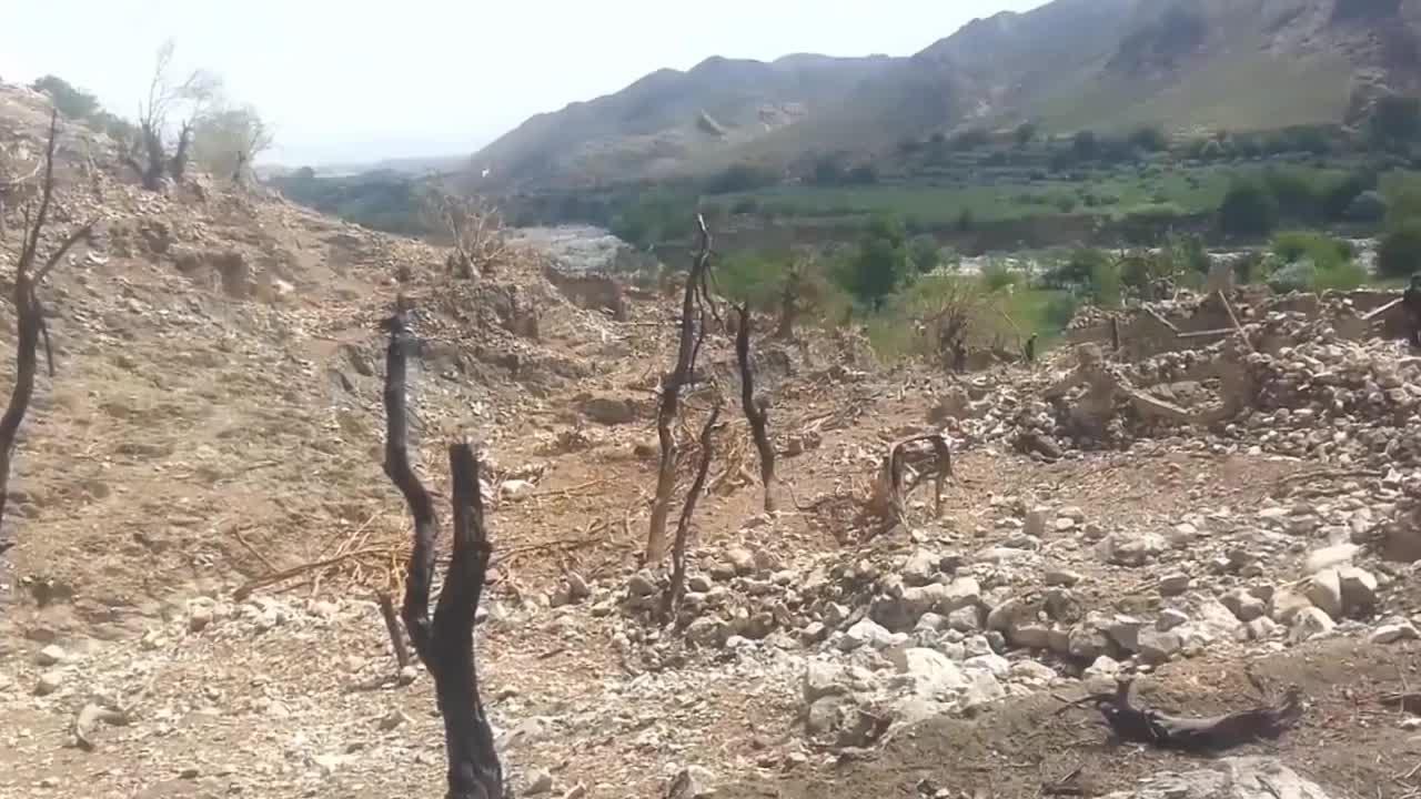 MilitaryGfys, MOAB Aftermath GIFs