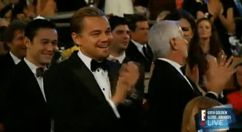 Watch and share Leonardo Dicaprio GIFs on Gfycat