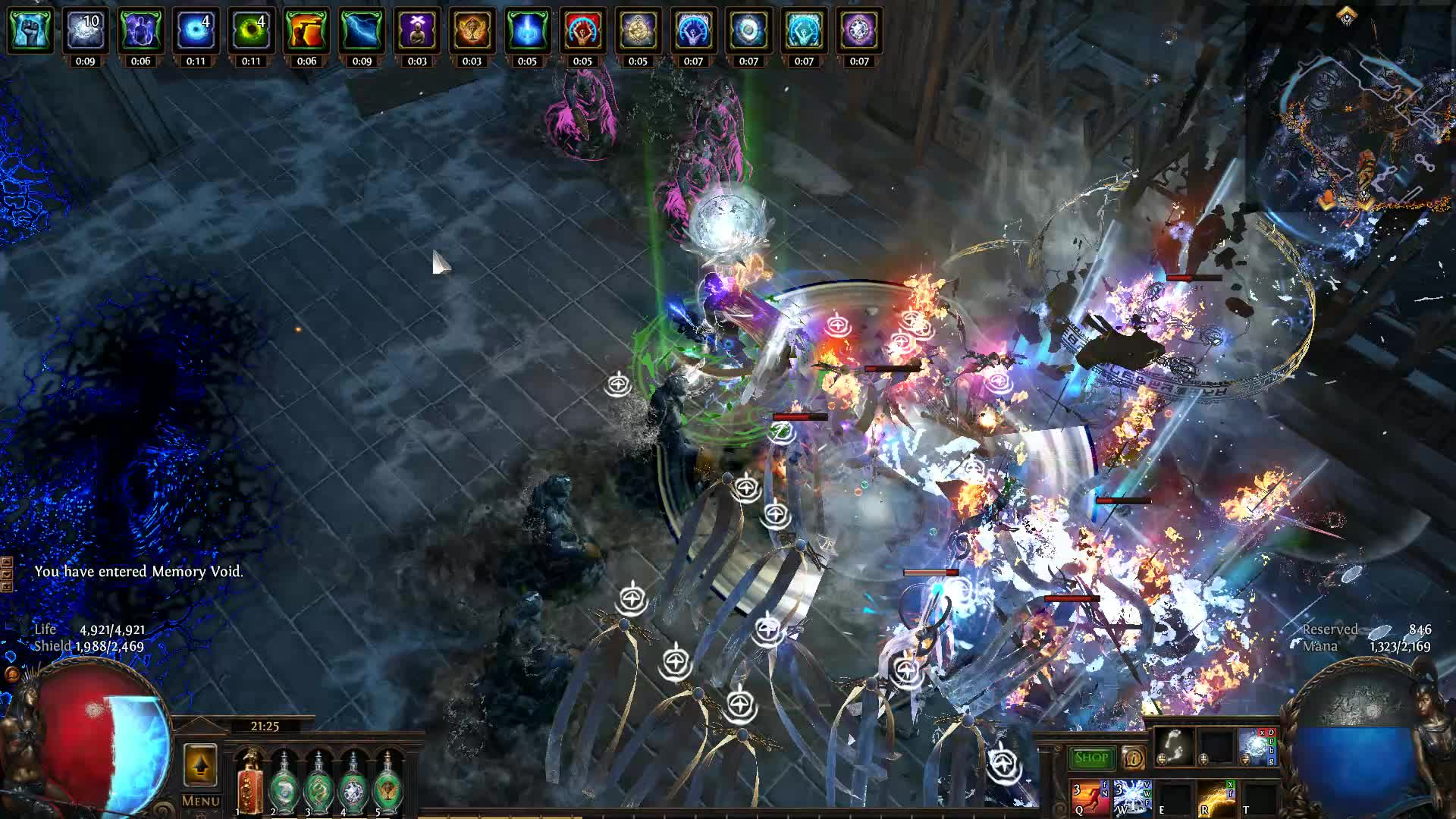 pathofexile, Synthesis RIP GIFs