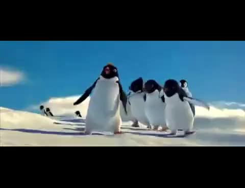 Watch and share Happy Feet GIFs and Ramon GIFs on Gfycat