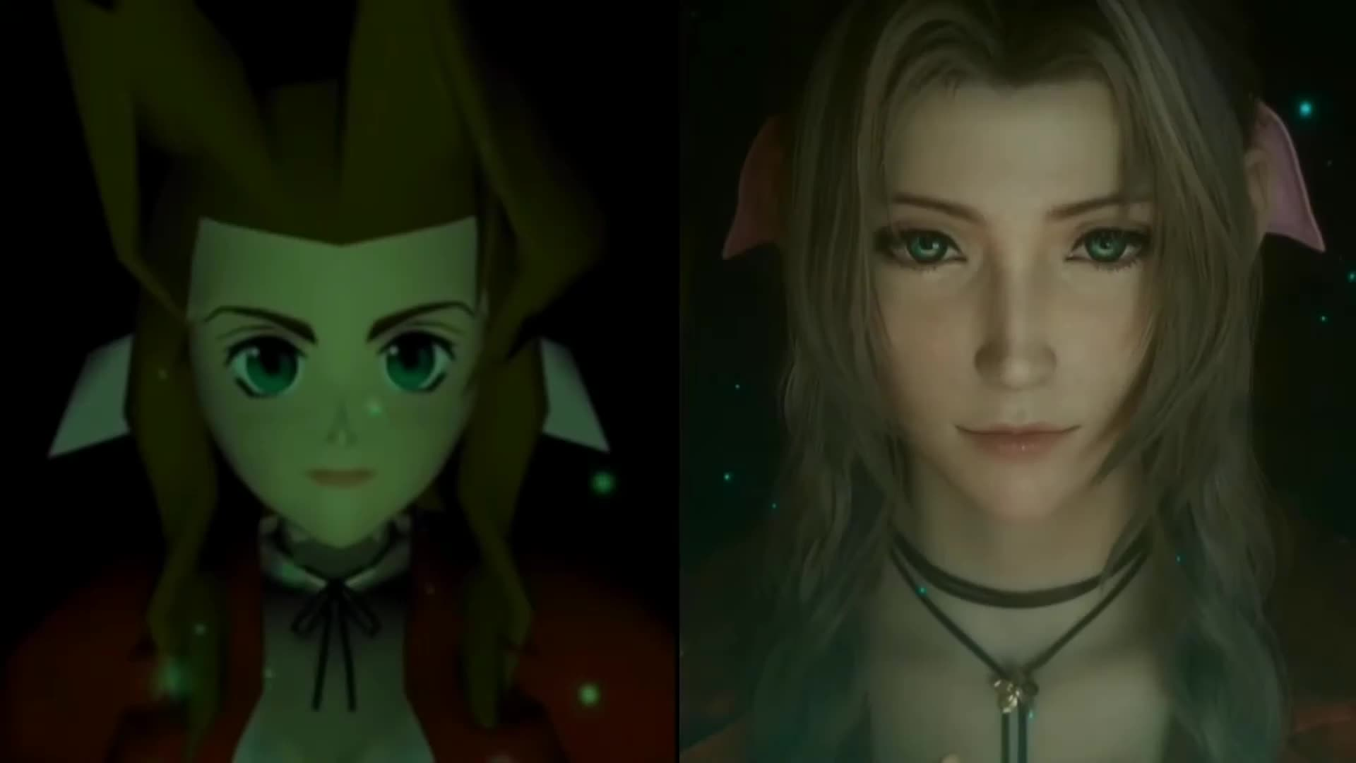 Final Fantasy VII - 22 Years Later GIFs