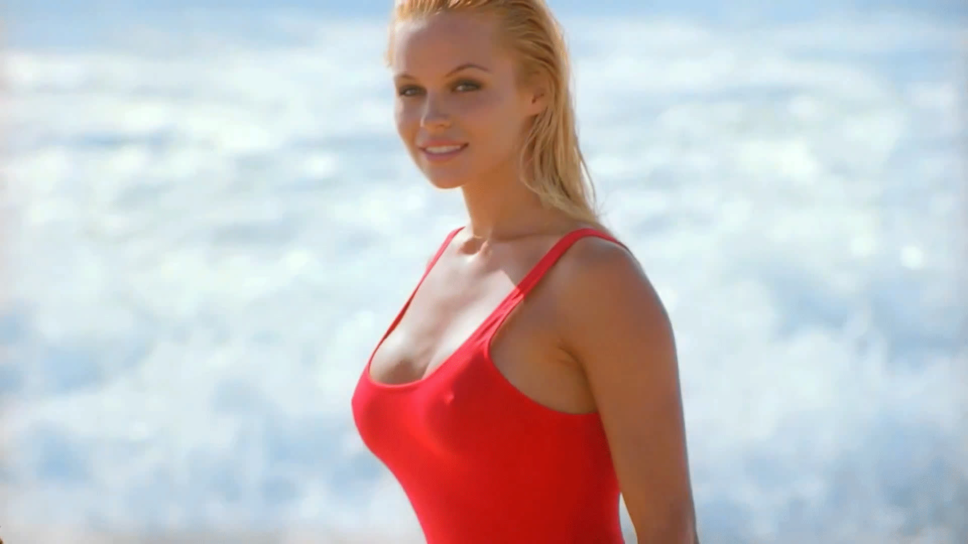 baywatch, celebs, pam anderson, pamela anderson, Pamela Anderson GIFs