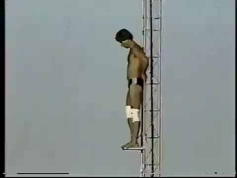 Watch and share High Dive GIFs on Gfycat