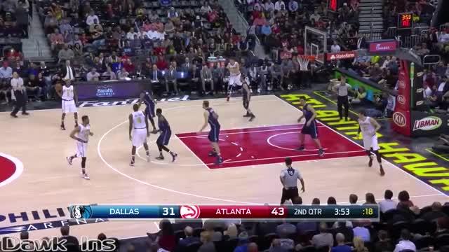 Watch Jeff Teague Full Highlights 2016.02.01 vs Mavericks - 32 Pts, 8 Assists, TEAgue-TIME! GIF on Gfycat. Discover more basketball, dawkins, nba GIFs on Gfycat