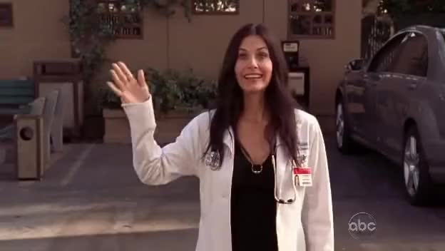 Watch and share Courteney Cox GIFs and Ambulance GIFs on Gfycat