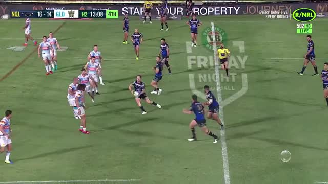 Watch and share Asiata Try Vs Titans GIFs by Alt on Gfycat