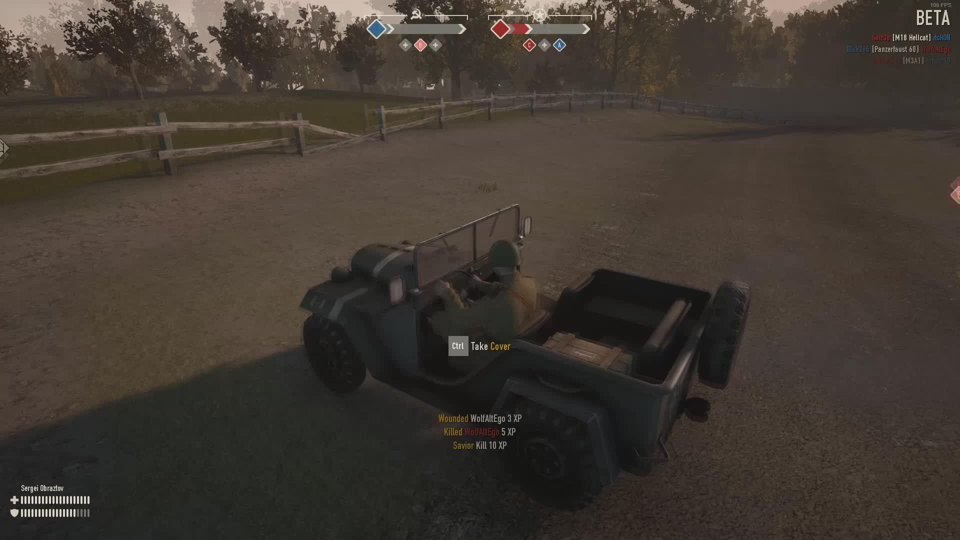 heroesandgenerals, tank flippin like a pro GIFs