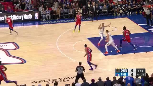 Watch tobias w kontrze GIF by @prejuce on Gfycat. Discover more Philadelphia 76ers, basketball GIFs on Gfycat