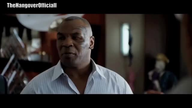 Watch The Hangover Mike Tyson Scenes GIF on Gfycat. Discover more related GIFs on Gfycat