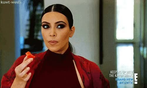 Watch Kim Kardashian GIF by Reaction GIFs (@sypher0115) on Gfycat. Discover more Kardashian, Kim Kardashian, KimK, KimKardashian GIFs on Gfycat