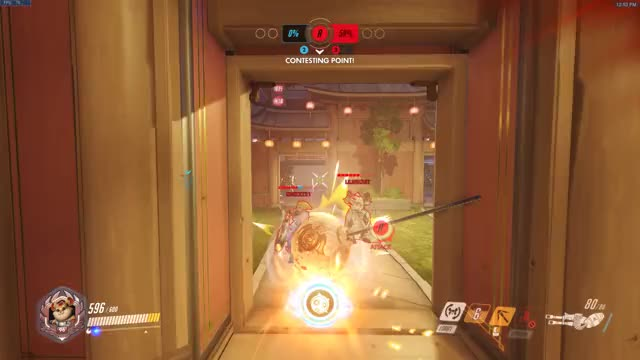 Watch vlc-record-2019-01-11-13h05m38s-Overwatch 2019.01.11 - 12.54.15.12.DVR.mp4- GIF by @trentjmoore on Gfycat. Discover more related GIFs on Gfycat