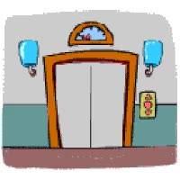 Watch elevator GIF on Gfycat. Discover more related GIFs on Gfycat