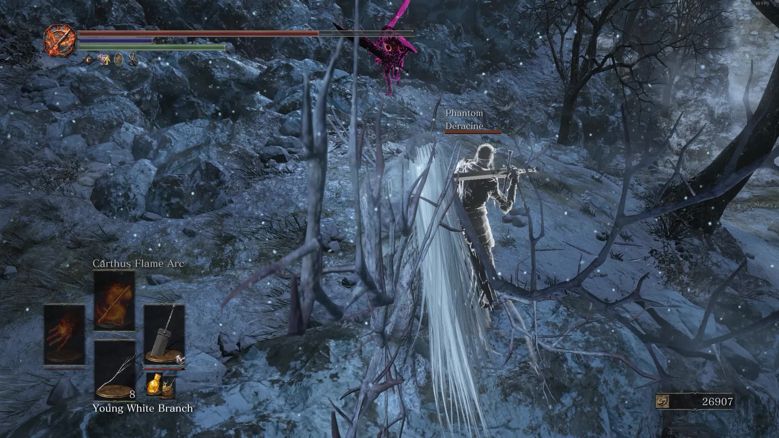 darksouls, darksouls3, ds3, pvp, Tree gank GIFs