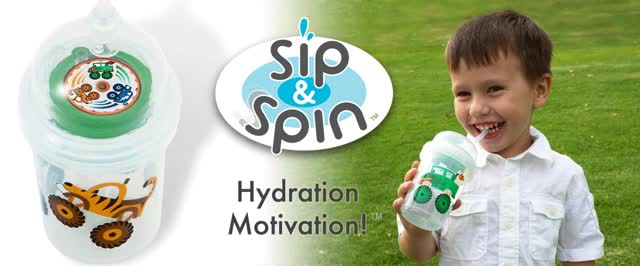Watch and share NuSpin Kids Sip Spin Fun Straw Cup Trucks Animated GIFs on Gfycat