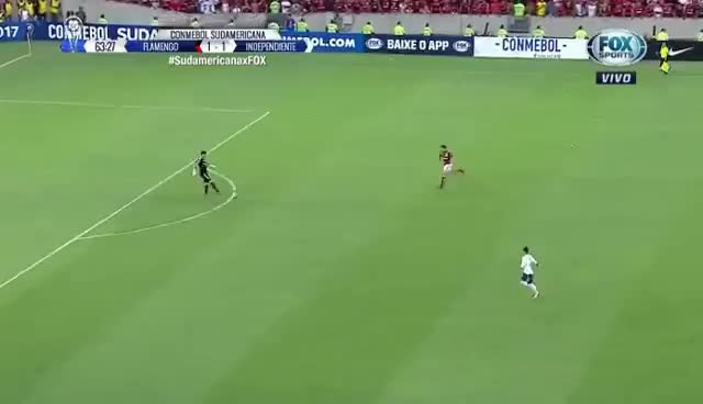 Watch and share PARTIDO COMPLETO. Flamengo Vs. Independiente - Final (vuelta) | CONMEBOL Sudamericana GIFs on Gfycat