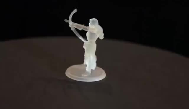 Hero Forge - Material Options GIFs