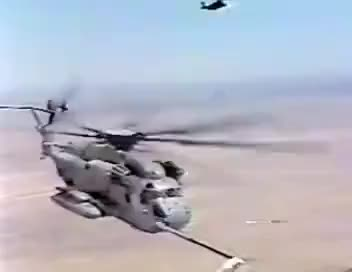 Watch Sea Stallion CH 53E Helicopter Mid Air Refueling Accident cuts Fuel Probe with KC 135 Stratotanker ( GIF on Gfycat. Discover more related GIFs on Gfycat