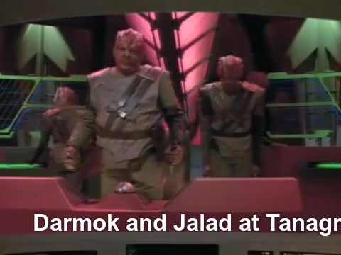 Watch Darmok and Jalad at Tanagra GIF on Gfycat. Discover more fell, generation, mirab, next, shaka, star, the, trek, walls, when GIFs on Gfycat