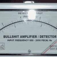 Watch and share Bullshit Detector GIFs on Gfycat