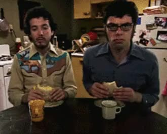 Watch congrats on the sex GIF on Gfycat. Discover more jemaine clement GIFs on Gfycat