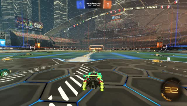 Watch and share RocketLeague 2019-02-04 00-24-52-52 GIFs by amekage on Gfycat