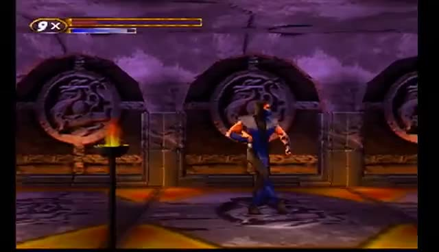 Mortal Kombat Mythologies: Sub-Zero - ProJared GIFs