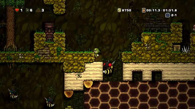 Watch and share Spelunky 2019.01.10 - 22.57.05.22.DVR GIFs on Gfycat