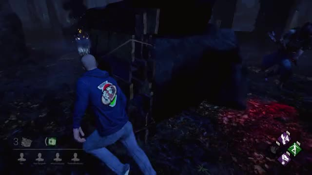 Watch and share Dbd Clipping GIFs on Gfycat