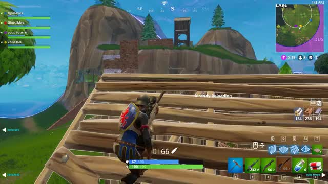 Watch and share Fortnite GIFs by ghostmav on Gfycat