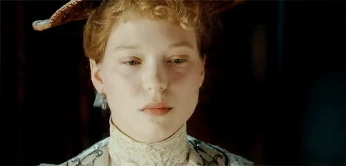 Watch Moments of being GIF on Gfycat. Discover more 2015, Lea Seydoux, Léa Seydoux, benoit jacquot, diary of a chambermaid, doac*, film, journal d'une femme de chambre, mine GIFs on Gfycat