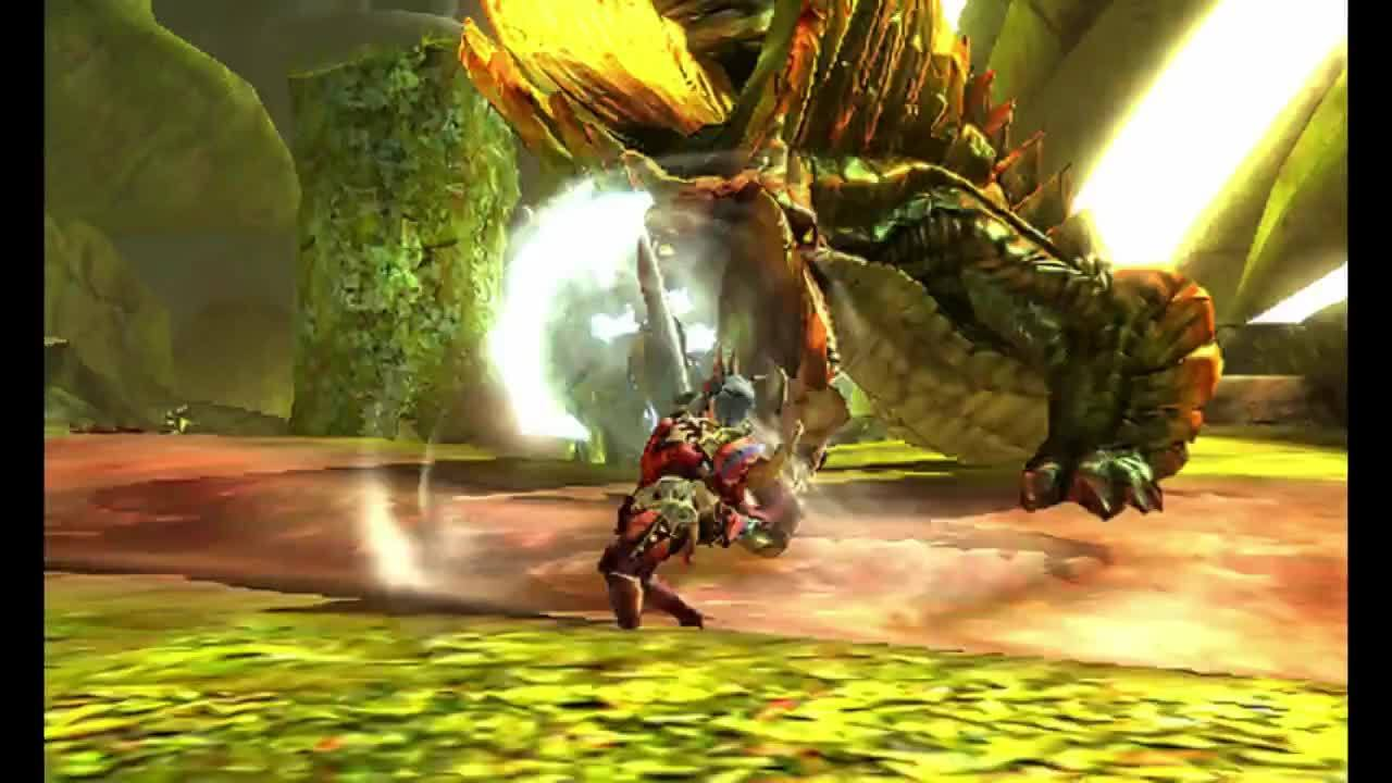 monsterhunter, Wide SA GIFs