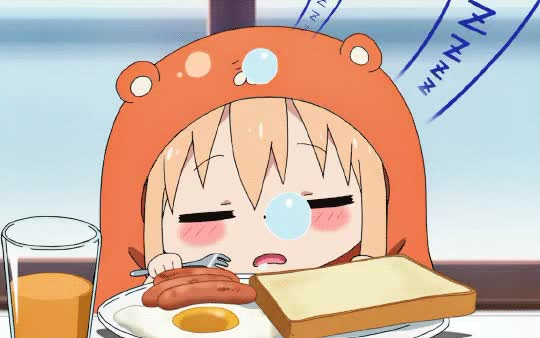 Watch and share Umaru GIFs on Gfycat