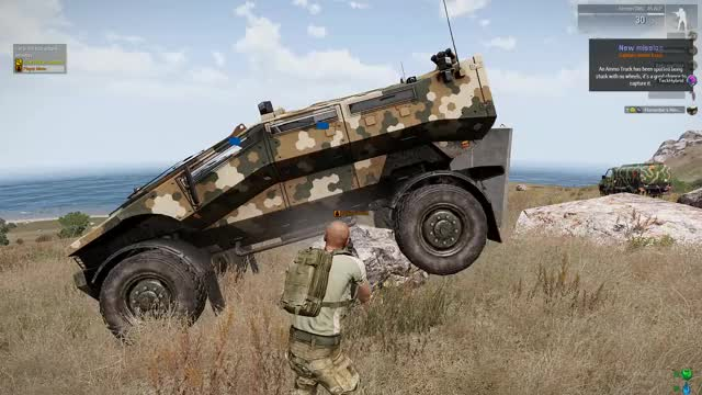 Watch and share Physics GIFs and Arma3 GIFs by deaconnfrost on Gfycat