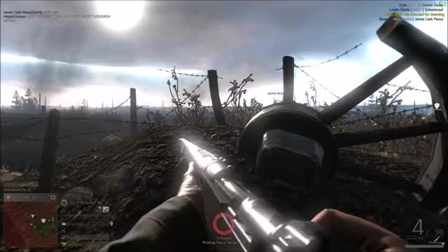 Watch when you cook the grenade just right GIF on Gfycat. Discover more gaming, quadkill, verdun GIFs on Gfycat