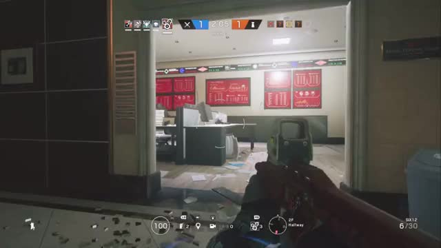 Don't feel so bad, nobody ever sees me coming. Rainbow6
